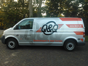 Quick en Quality Couriers Sneltransport Koerier Spoed levering Breda Gilze Rijen